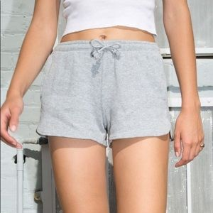 Brandy Melville Thermal Shorts